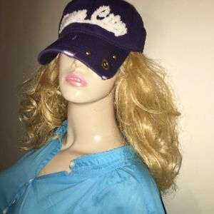 FREE W/PURCHASE! Distressed  Ocean City Ball Cap